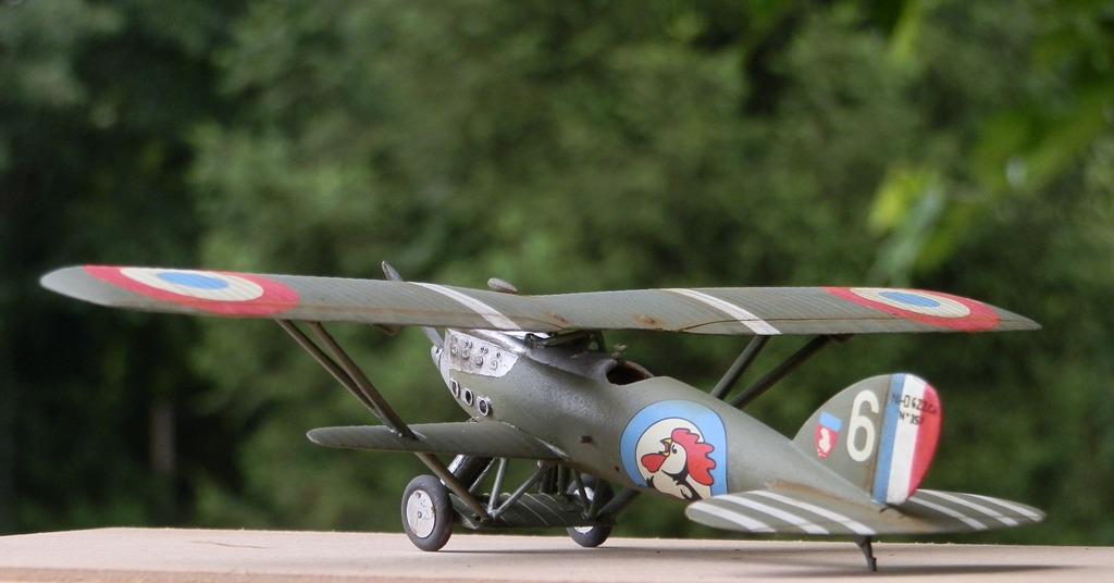 [Rusty] [Nieuport-Delage NiD 622] [Heller Boite noire ref. 224] [échelle 1/72] P6292813