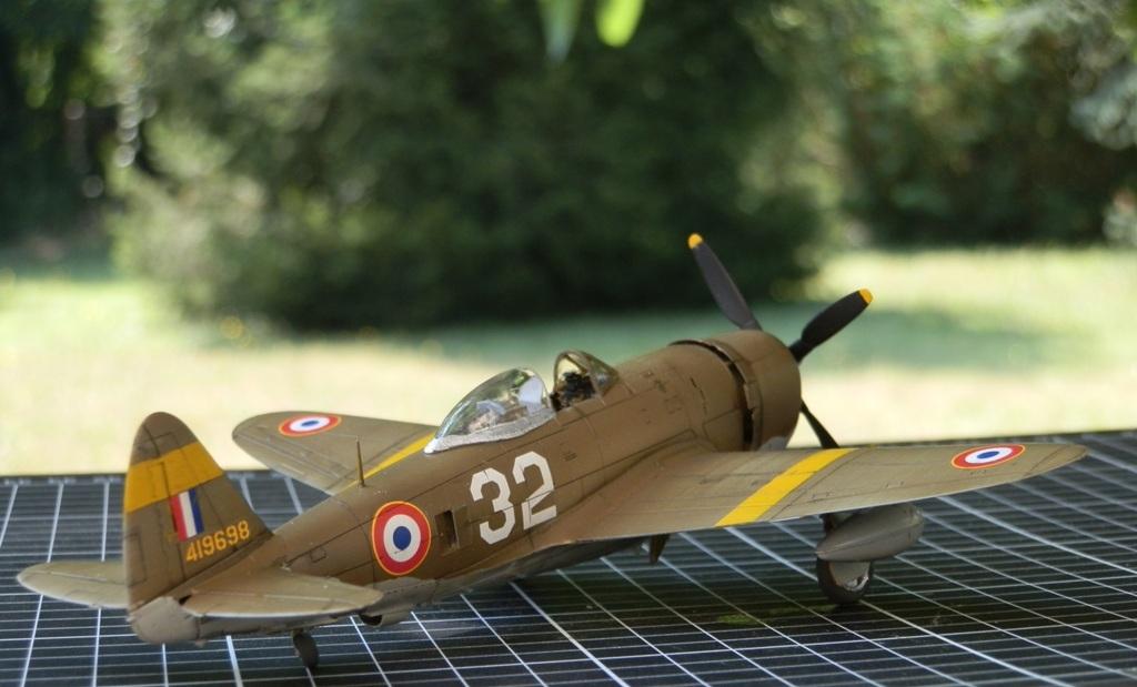 P-47D Thunderbolt Armée de l'air [REVELL 1/72] P7223112