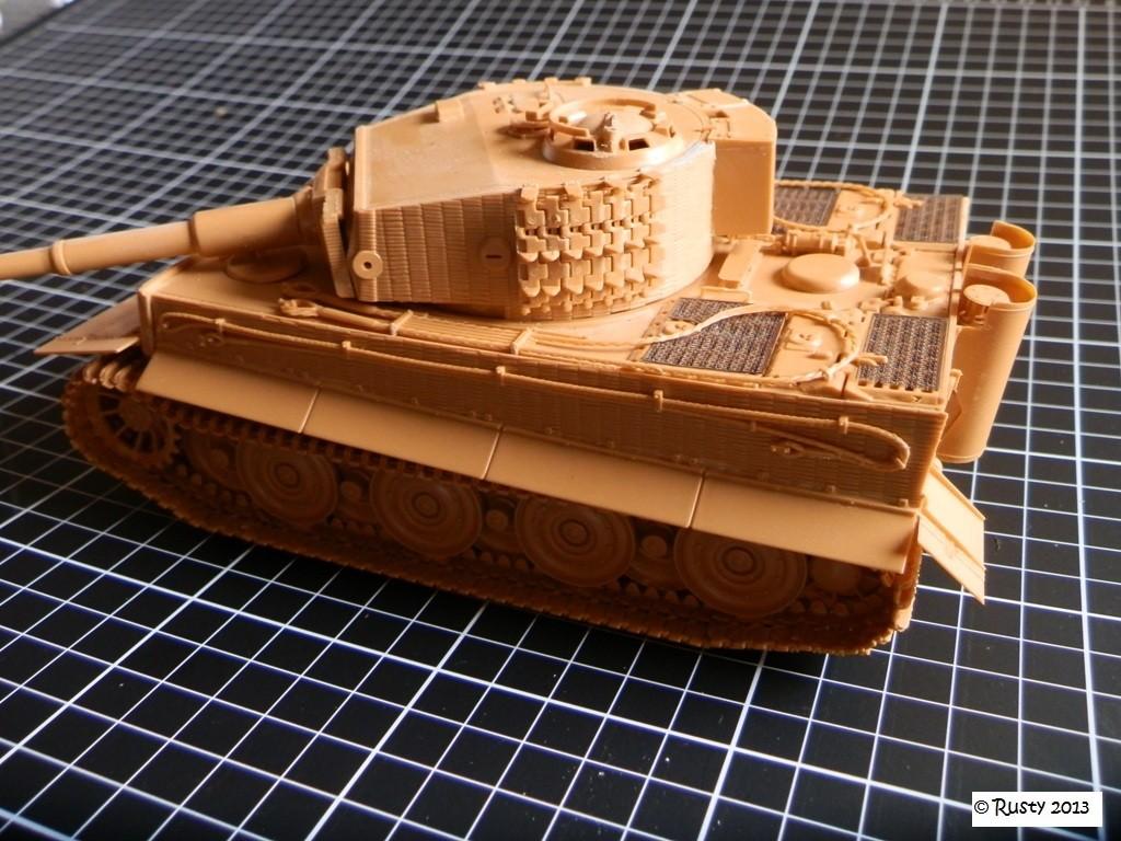 Tigre Ausf.E [Italeri 1/35 ref.6471] - Le Tigre de Mini-Rusty P8033110