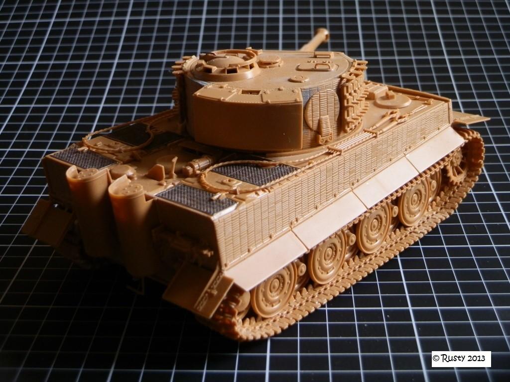 Tigre Ausf.E [Italeri 1/35 ref.6471] - Le Tigre de Mini-Rusty P8033111