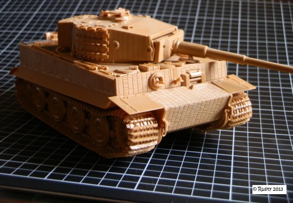 Tigre Ausf.E [Italeri 1/35 ref.6471] - Le Tigre de Mini-Rusty P8033113