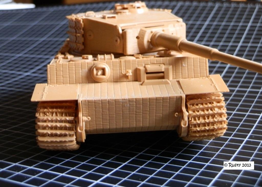 Tigre Ausf.E [Italeri 1/35 ref.6471] - Le Tigre de Mini-Rusty P8033114