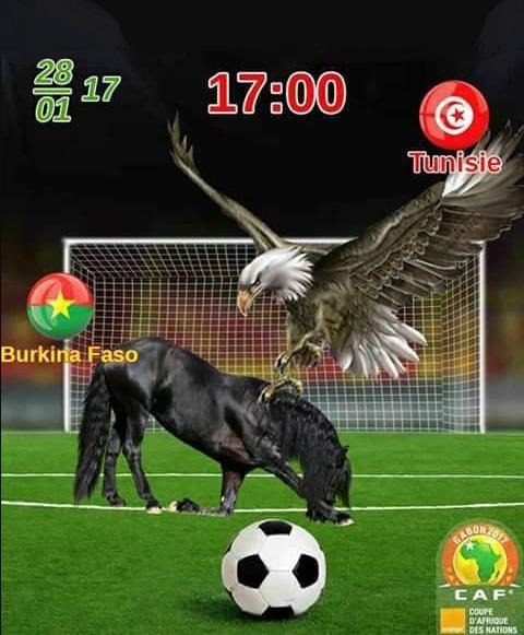 CAN 2071 1/4 de finale - Tunisie - Burkina Faso 16299310
