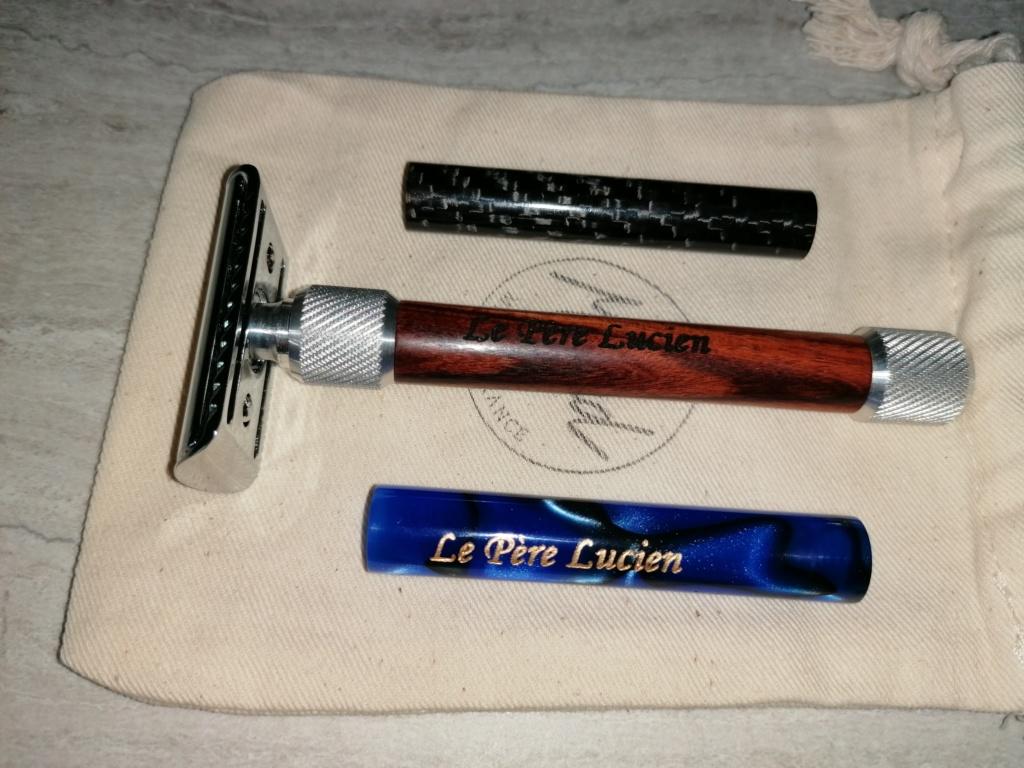 Rasoir artisanal LPL & M Red Img_2190