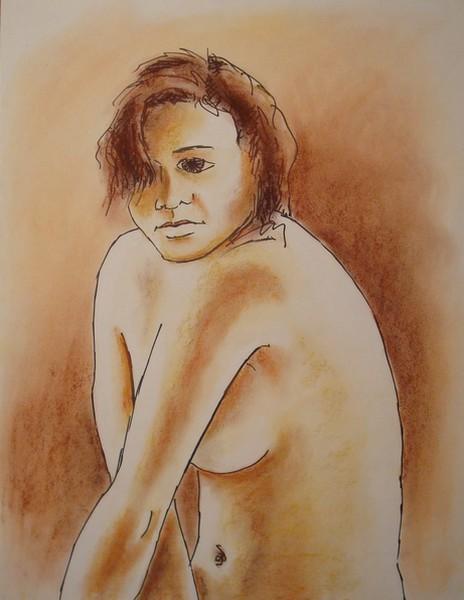 Les nus Modele11