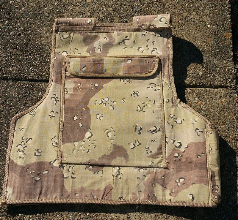 Iraqi 6 Color Armor 16507412