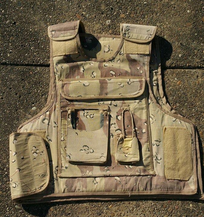 Iraqi 6 Color Armor 16521712