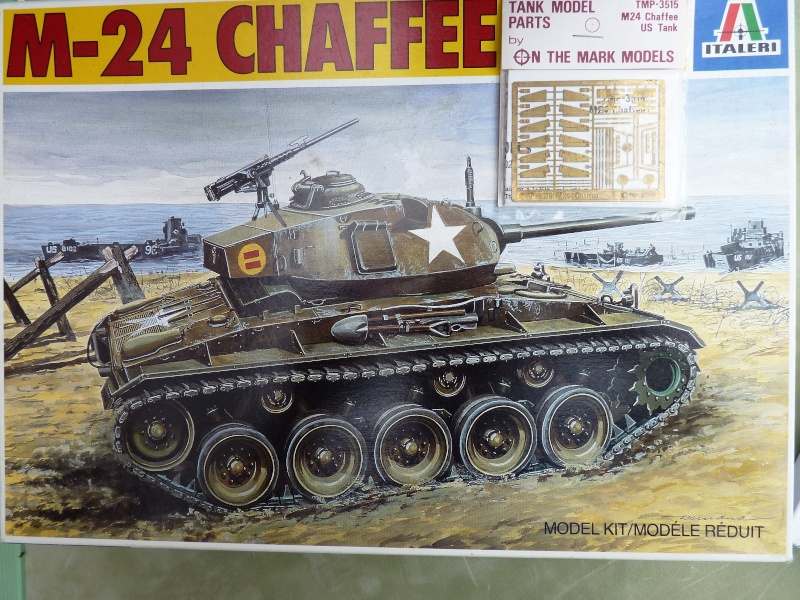 """[Ayrtsen]   M24 CHAFFEE   """"BAZEILLES"""" P1000231"""
