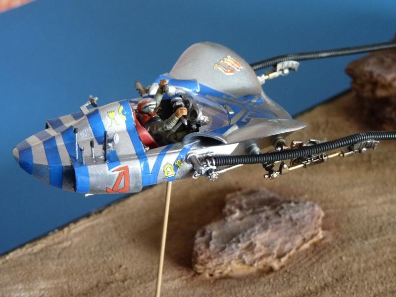 STAR WARS Podracer  P1020323