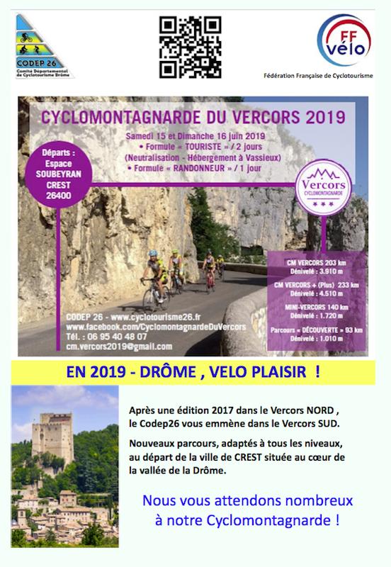 Brevet Montagnard du Vercors 2019 Captur39
