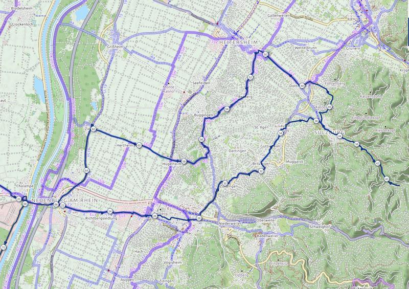 vélo de route samedi 13 Captur46