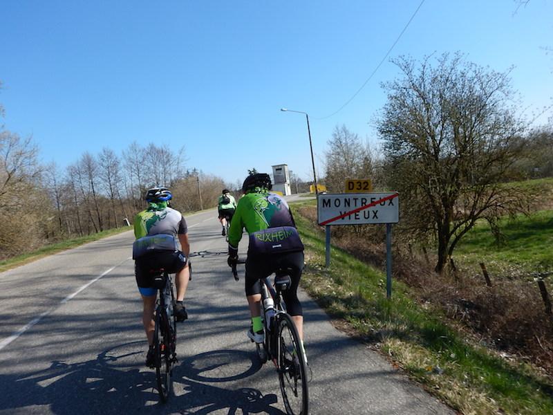 Audax 100 km du 30:03 Dscn3349