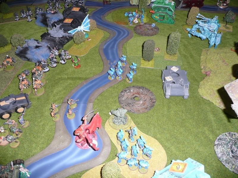 Garde Impériale vs Chaos v6 P1030731