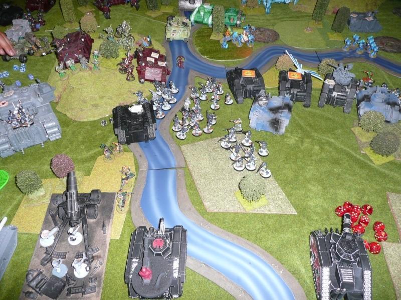 Garde Impériale vs Chaos v6 P1030732