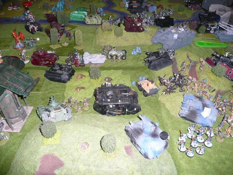 Garde Impériale vs Chaos v6 P1030733