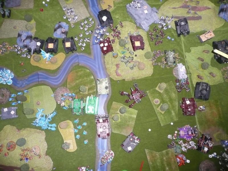 Garde Impériale vs Chaos v6 P1030734