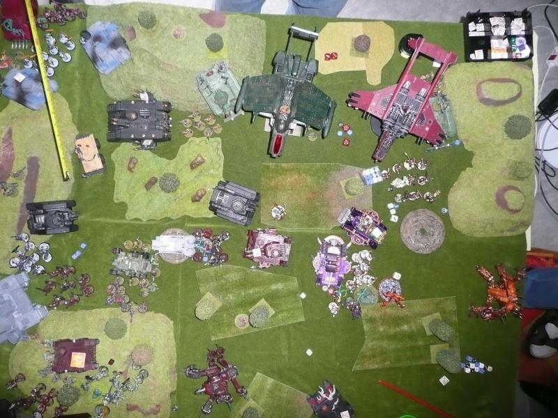 Garde Impériale vs Chaos v6 P1030735