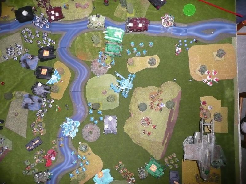 Garde Impériale vs Chaos v6 P1030736