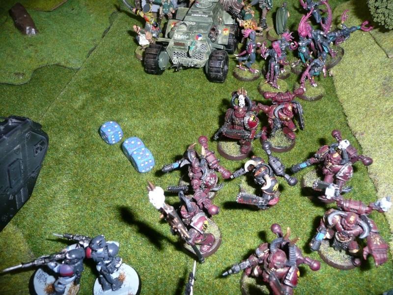 Garde Impériale vs Chaos v6 P1030737