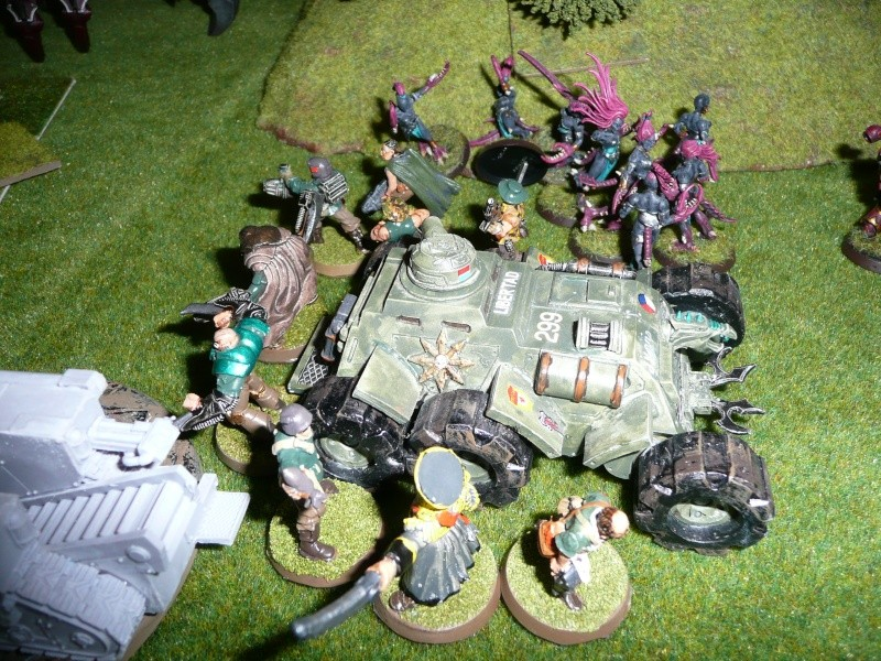 Garde Impériale vs Chaos v6 P1030738