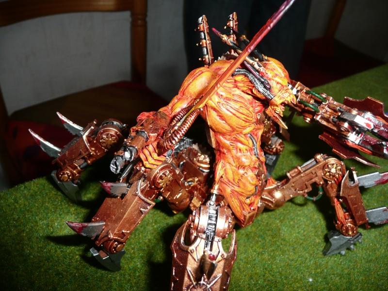 Garde Impériale vs Chaos v6 P1030741
