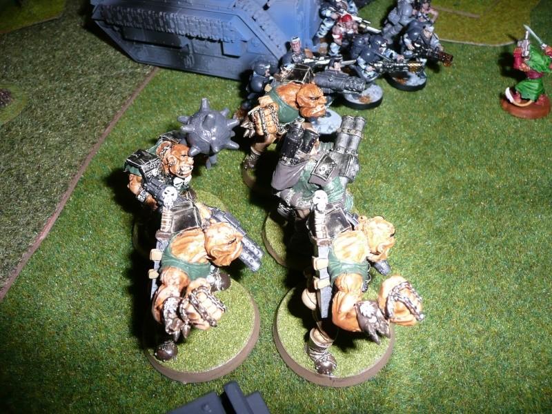 Garde Impériale vs Chaos v6 P1030743