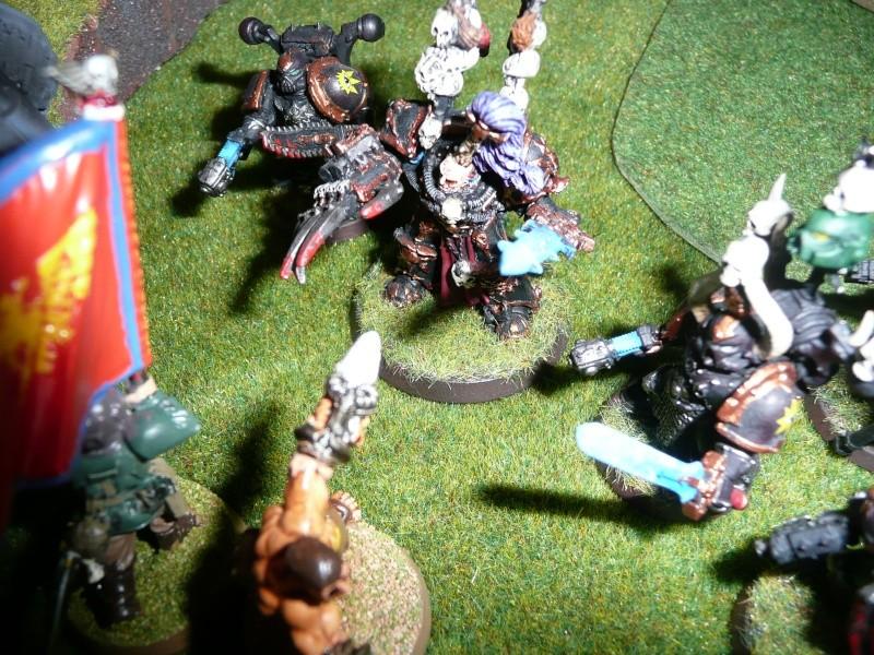 Garde Impériale vs Chaos v6 P1030744