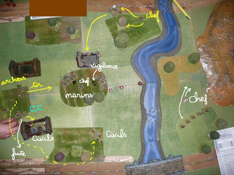 bataille à Cascap P1040432