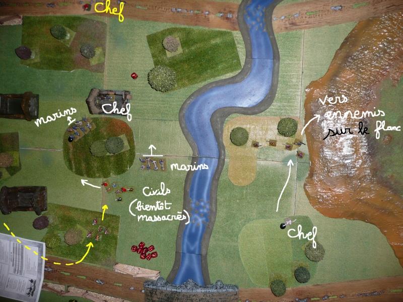 bataille à Cascap P1040433