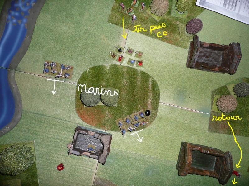 bataille à Cascap P1040434