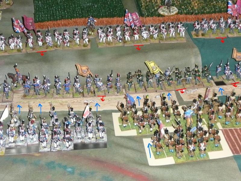 WATERLOO, juin 2012 chez Gaunt, la progression de la division FOY P1060613