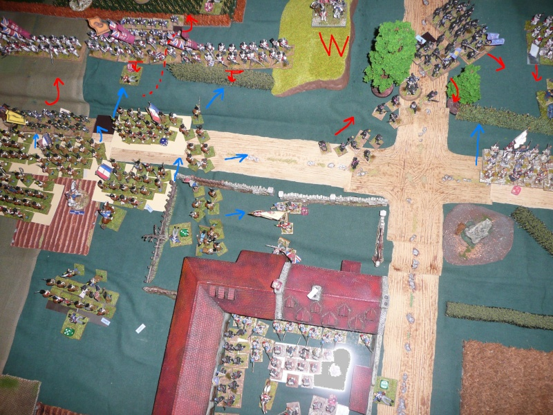 WATERLOO, juin 2012 chez Gaunt, la progression de la division FOY P1060617