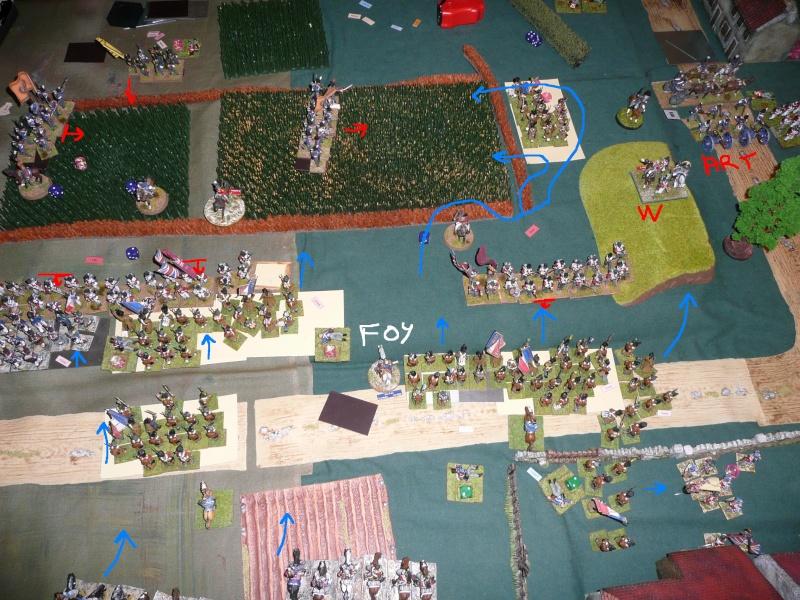 WATERLOO, juin 2012 chez Gaunt, la progression de la division FOY P1060621