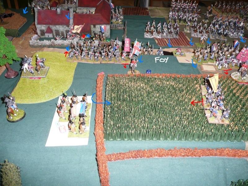 WATERLOO, juin 2012 chez Gaunt, la progression de la division FOY P1060622