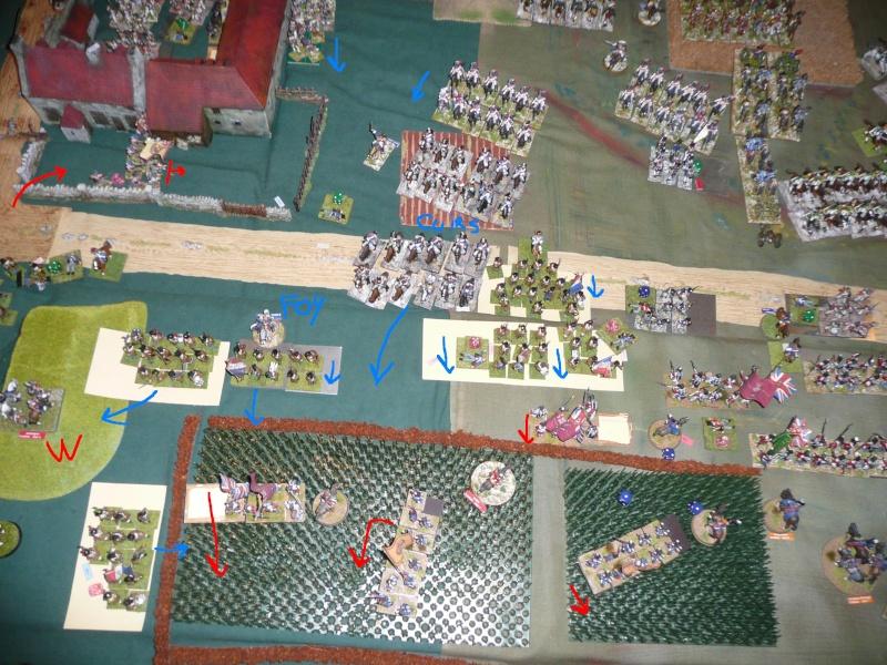 WATERLOO, juin 2012 chez Gaunt, la progression de la division FOY P1060624