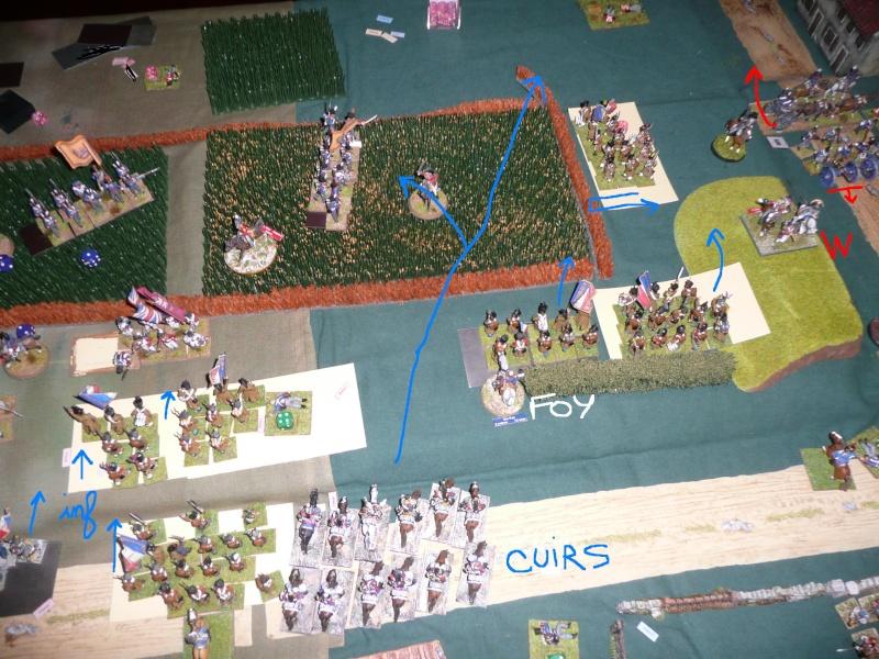 WATERLOO, juin 2012 chez Gaunt, la progression de la division FOY P1060629