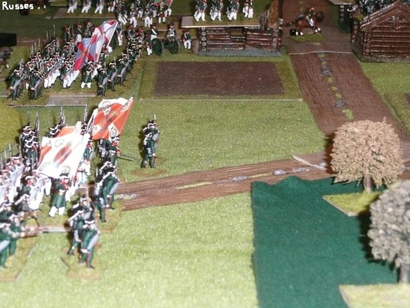 Bicentenaire campagne 1812 - attaque à Kaslékouyé P1070311