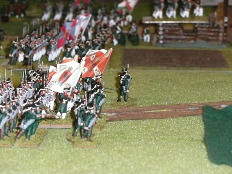 Bicentenaire campagne 1812 - attaque à Kaslékouyé P1070312