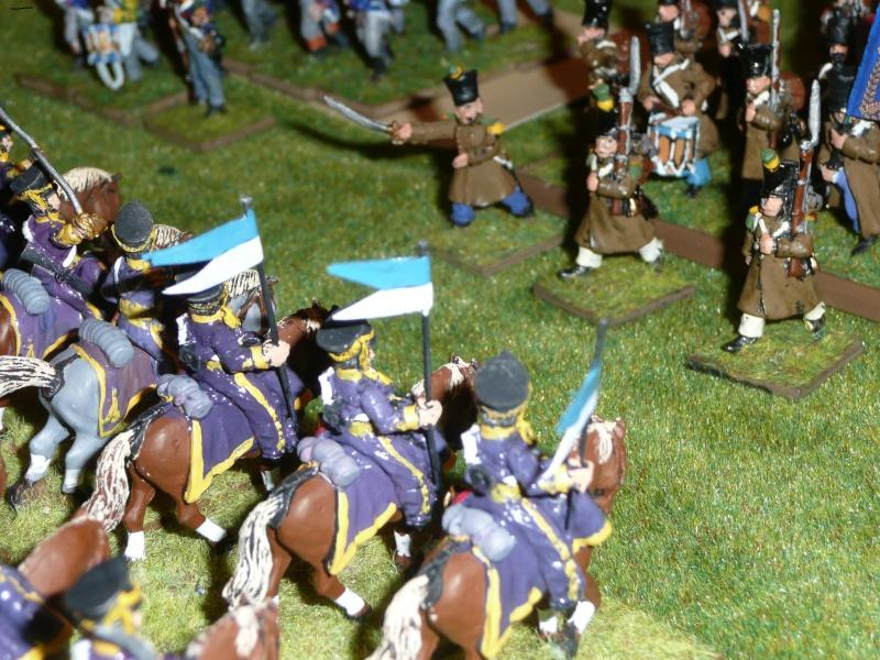 Bicentenaire campagne 1812 - attaque à Kaslékouyé P1070314