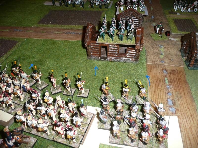 Bicentenaire campagne 1812 - attaque à Kaslékouyé P1070315