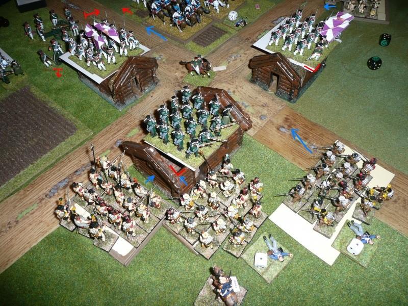 Bicentenaire campagne 1812 - attaque à Kaslékouyé P1070317