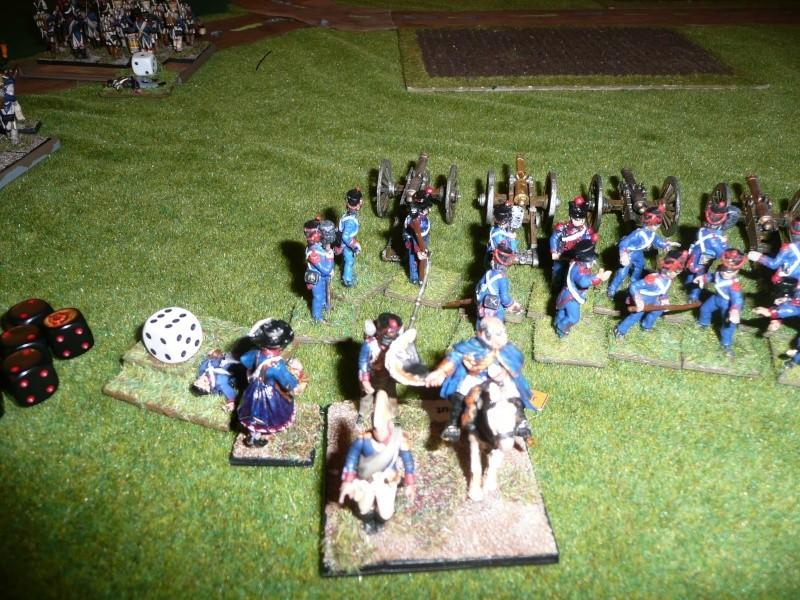 Bicentenaire campagne 1812 - attaque à Kaslékouyé P1070318