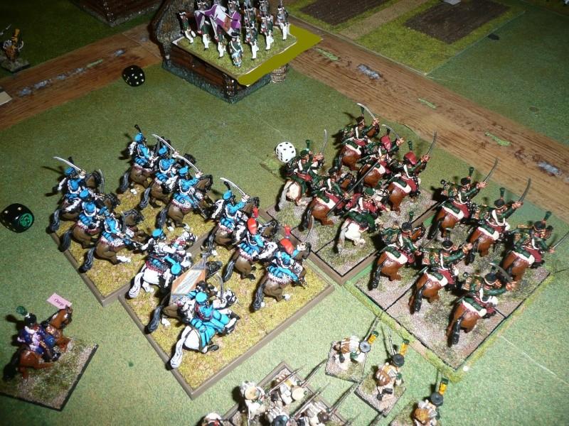 Bicentenaire campagne 1812 - attaque à Kaslékouyé P1070319