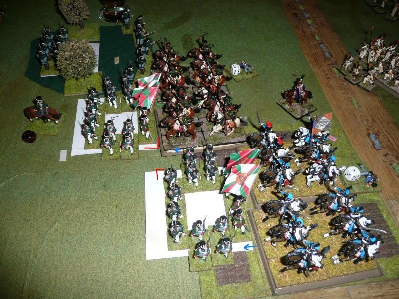 Bicentenaire campagne 1812 - attaque à Kaslékouyé P1070321