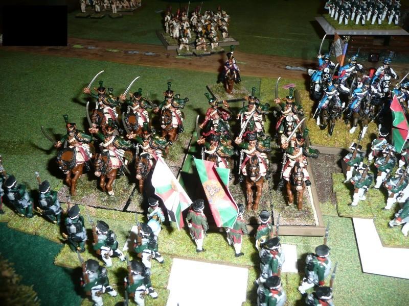 Bicentenaire campagne 1812 - attaque à Kaslékouyé P1070322