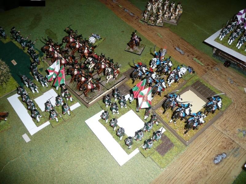 Bicentenaire campagne 1812 - attaque à Kaslékouyé P1070323