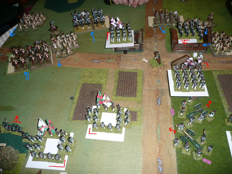 Bicentenaire campagne 1812 - attaque à Kaslékouyé P1070324