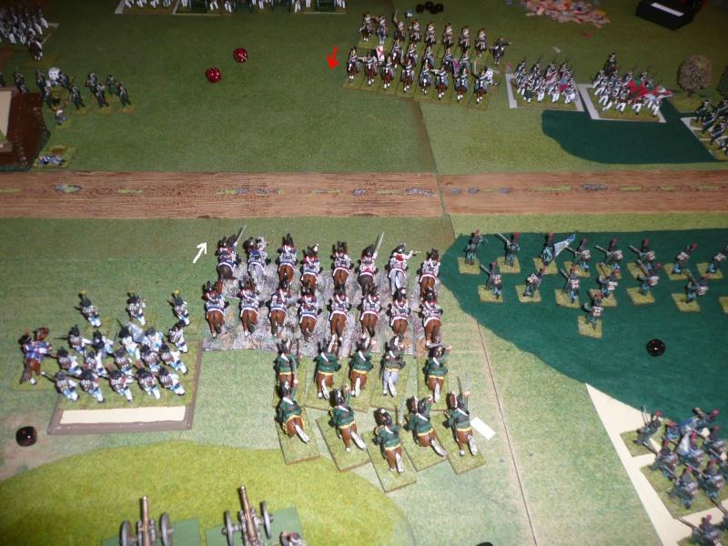 Bicentenaire campagne 1812 - contre attaque russe à Kaslékouyé P1070345