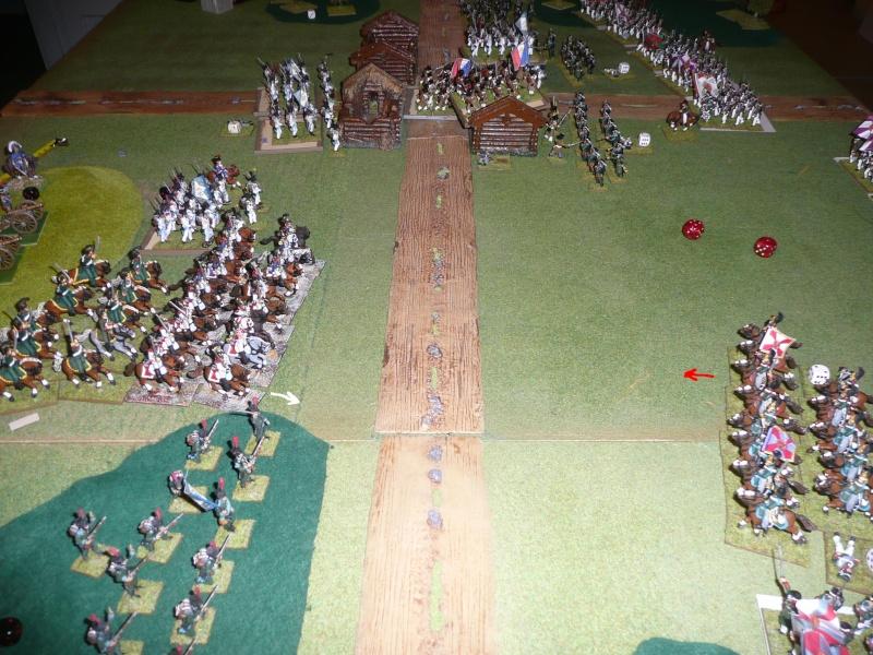 Bicentenaire campagne 1812 - contre attaque russe à Kaslékouyé P1070347