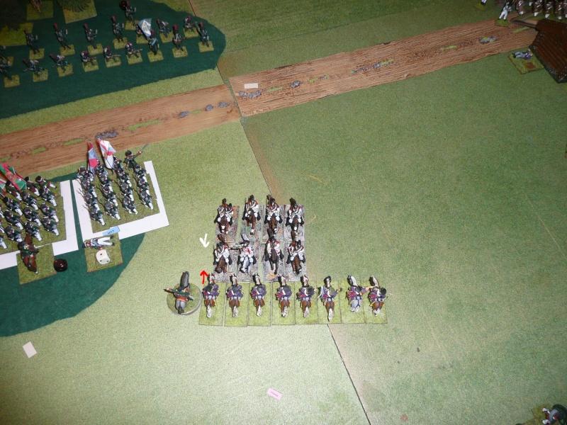 Bicentenaire campagne 1812 - contre attaque russe à Kaslékouyé P1070350